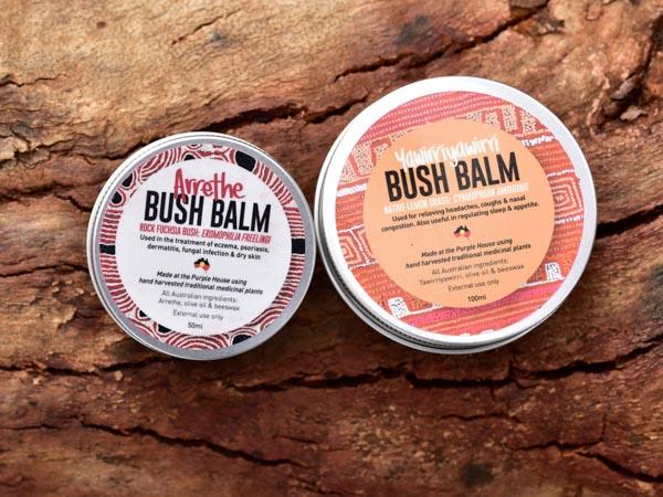 Bush Balms