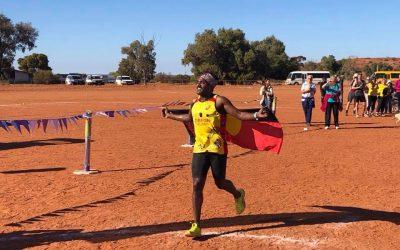Run, Sweat, Inspire: Zibeon runs for Purple House