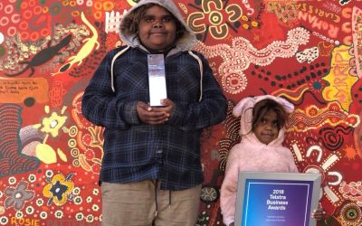 Purple House wins NT Telstra Business Award