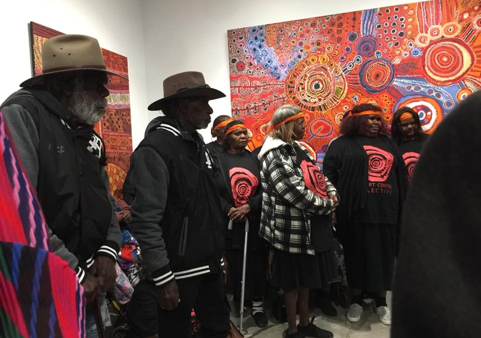 Purple House partners with APY Art Centre Collective for new Adelaide service